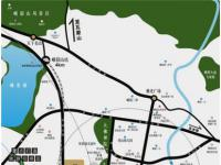 峨眉小院交通图