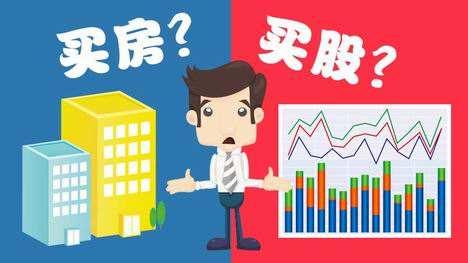 股市上涨 楼市回暖!2019年该买房还是炒股?