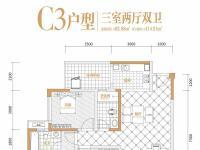 C3(二期)户型