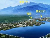 桃李春风实景图