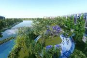 乐山又将建好一个湿地公园!年底完工!