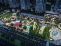 市政公园效果图