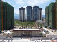 东城丽景2021年8月工程进度实拍图