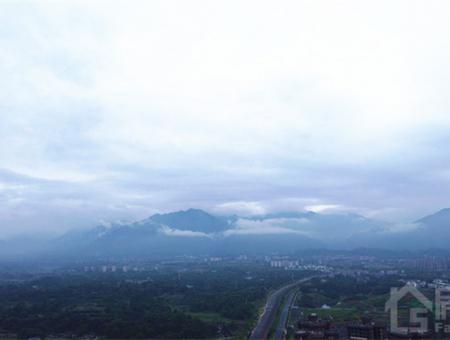 东城丽景实景图
